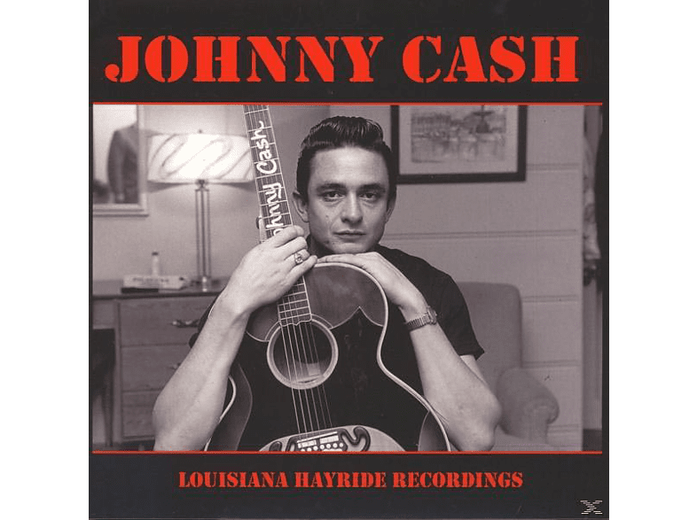 Johnny Cash - Louisiana Hayride Recording [Vinyl]