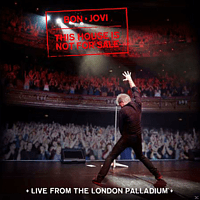 Bon Jovi - This House Is Not For Sale - Live From The London Palladium [CD]