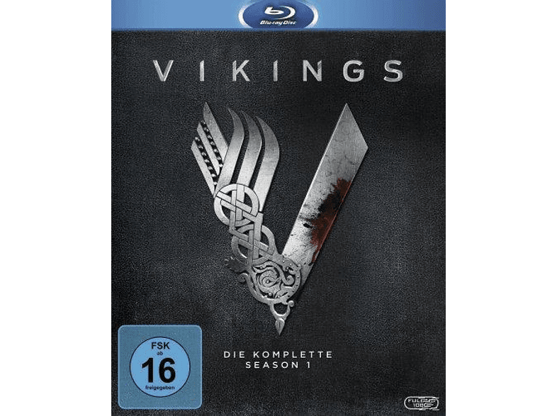 Vikings - Staffel 1 [Blu-ray]