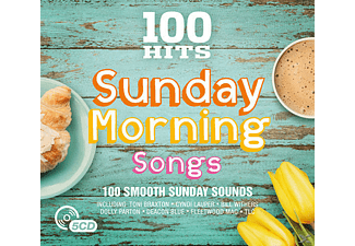 VARIOUS - 100 Hits-Sunday Moring - (CD)