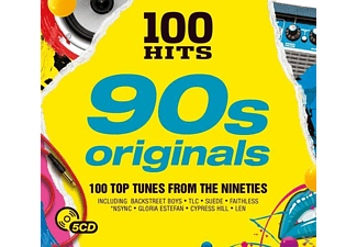 VARIOUS - 100 Hits-90s Originals - (CD)