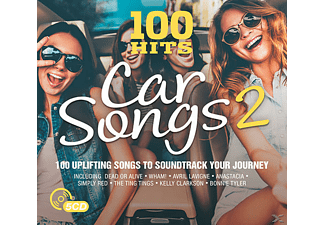 VARIOUS - 100 Hits-Car Songs 2 - (CD)