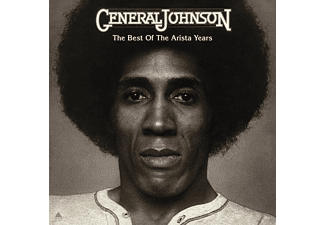 General Johnson - The Best Of The Arista Years [CD]