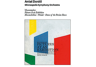 Doráti Antal - Mussorgsky: Pictures at an Exhibition (CD)