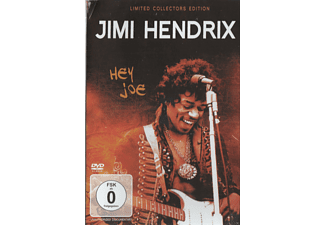 Jimi Hendrix - Hey Joe/The Music story - (DVD)