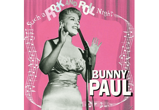 Bunny Paul - Such A Rock'n Roll Night - (CD)