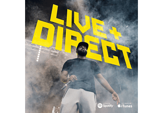 P Money - Live And Direct - (CD)