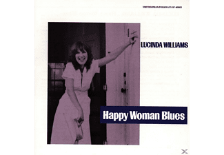 Lucinda Williams - Happy Woman Blues - (CD)