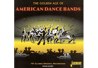 VARIOUS - The Golden Age Of American Dance Bands - (CD)