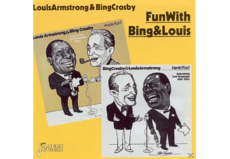 Bing Crosby - Fun With Bing & Louis - (CD)