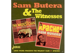 The Witnesses - The Wildest Clan/Apache ! - (CD)