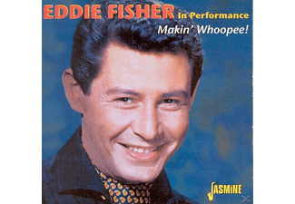 Eddie Fisher - Makin' Whoopee! - (CD)