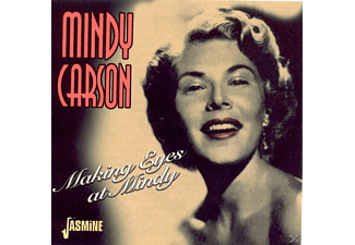Mindy Carson - Making Eyes At Mindy - (CD)