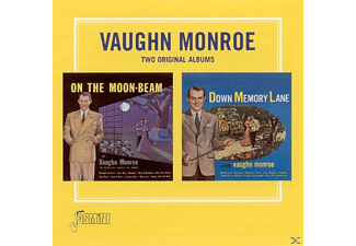 Vaughn Monroe - On The Moon Beam & Down Memory Lane - (CD)