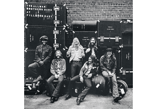 The Allman Brothers Band - At Fillmore East (2LP) - (Vinyl)