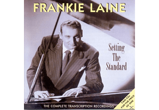 Frankie Laine - Setting The Standard-Cpl.Transcriptions Recordings - (CD)