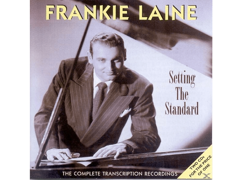 Frankie Laine - Setting The Standard-Cpl.Transcriptions Recordings [CD]