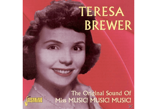 Teresa Brewer - The Original Sound Of Miss Music! - (CD)