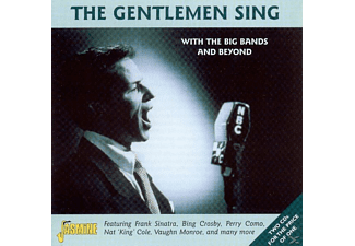 VARIOUS - The Gentlemen Sing With The Big Bands - (CD)