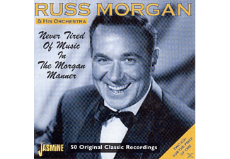 Russ Morgan - Never Tired Of Music - (CD)