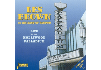 Les Brown - Live at the Hollywood Palladium - (CD)