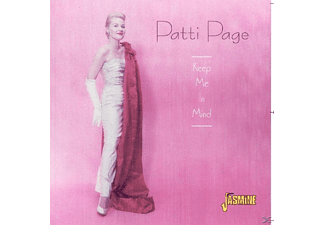 Patti Page - Keep Me In Mind - (CD)
