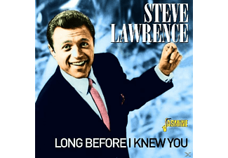 Steve Lawrence - Long Before I Knew - (CD)
