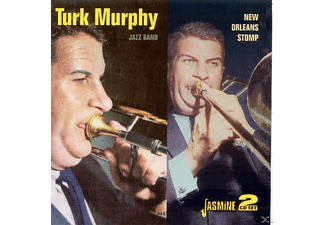 Turk Murphy - NEW ORLEANS STOMP - (CD)