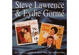 Lawrence,Steve/Gorme,Eydie - We Got Us/Sing The Golden Hit - (CD)