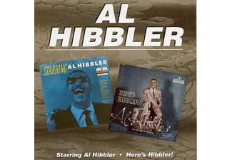 Al Hibbler - Starring/Here's Hibbler - (CD)