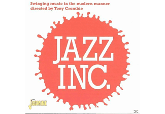 Jazz Inc. - Swinging Music In The Modern Manner - (CD)