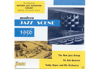 VARIOUS - British Modern Jazz Scene 1956 - (CD)