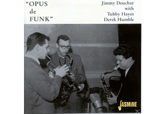 Jimmy Deuchar - Opus De Funk - (CD)