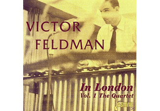 Victor Feldman - In London Vol.1 - (CD)