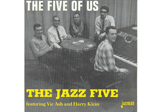 Jazz Five - The Five Of Us - (CD)