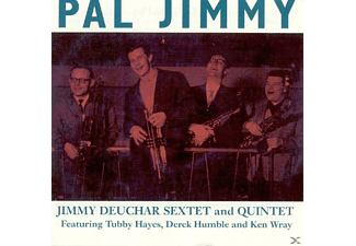 Jimmy Deuchar - Pal Jimmy (Sextet & Quintet) - (CD)