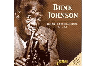 Bunk Johnson - Bunk & The New Orleans Revival - (CD)