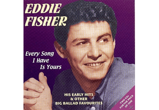 Eddie Fisher - Early Hits - (CD)