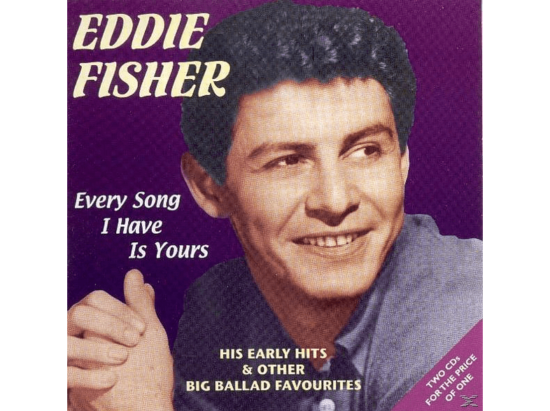 Eddie Fisher - Early Hits [CD]