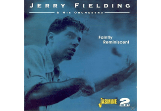Jerry Fielding - Faintly Reminiscent - (CD)