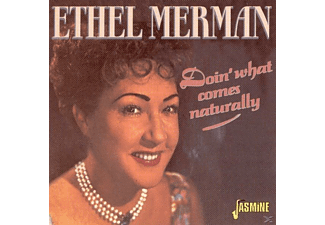 Merman - Doin' What Comes Naturally - (CD)