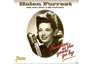 Helen Forrest - Sweeter As The Years Go By - (CD)