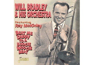 Will & His Orchestra Bradley - Beat Me Daddy To A Boogie Woogie Beat - (CD)