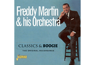 Freddy & Orchestra Martin - Classics & Boogie-The Original Recordings - (CD)