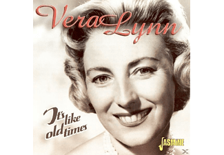 Lynn Vera - It's Like Old Times - (CD)