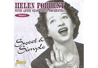 Artie & His Orchestra Shaw, Helen Forrest - Sweet And Simple-& Artie Shaw - (CD)