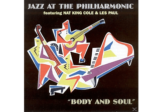 Jazz At The Philharmonic - Feat.Nat King Cole & Les Paul-Body And Soul - (CD)