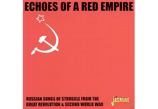 Soviet Army Ensemble - Echoes Of A Red Empire - (CD)