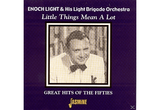 Enoch Light - Little Things Mean A Lot - (CD)