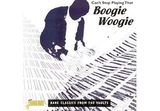 VARIOUS - Can't Stop Playing That Boogie - (CD)